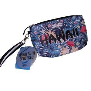 NWT Robin Ruth Hawaii Wrist Wallet
